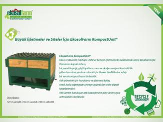 EkosolFarm-KompostUnit