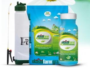 EkosolFarm Hobi Seti Sırt Pompası+Sıvı Gubre