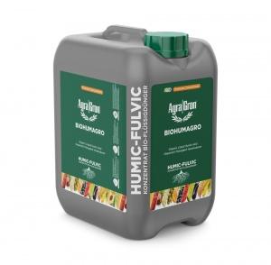 Humic Fulvic Acid AGRAGRON BioHumagro 20 Litre